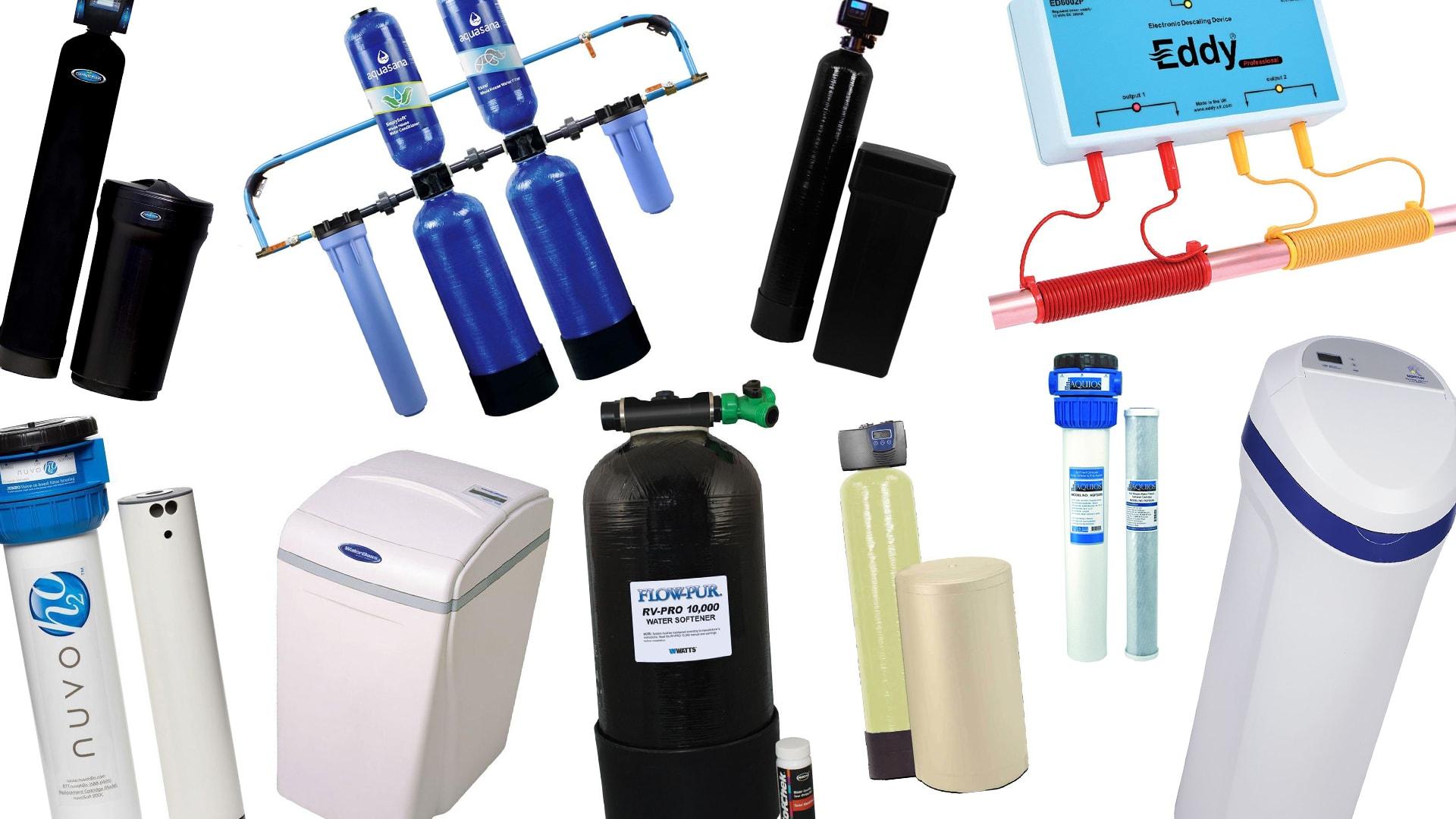 Best Water Softeners 2020